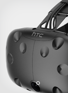 htc vive vr front camera