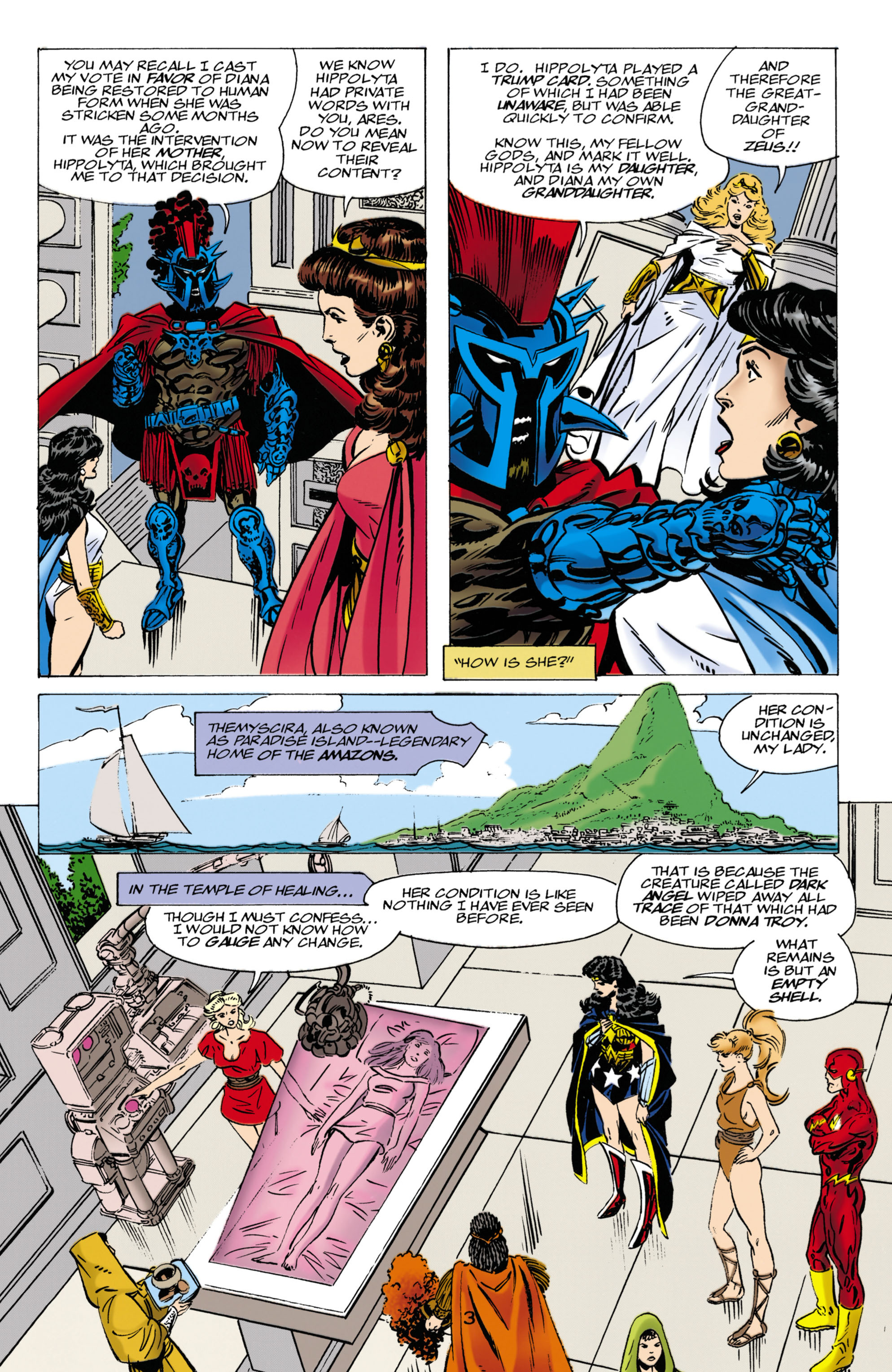 Read online Wonder Woman (1987) comic -  Issue #136 - 4