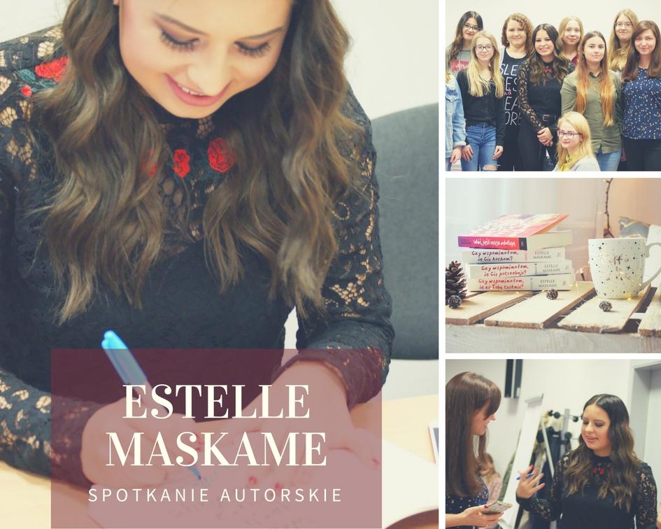 Spotkanie z Estelle Maskame, autorką trylogii DIMILY
