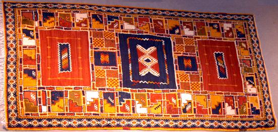 الزرابي المغربية الأمازيغية
