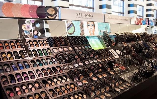 Onde comprar maquiagem em Las Vegas