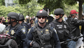 Portland Protest: Arrests Made As Thousands Gather For Opposing Rallies