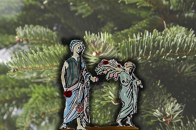 Ειρεσιώνη: «Το Χριστουγεννιάτικο» δέντρο της Ελλάδας- Αρχαία κάλαντα – «Αγερμοί»