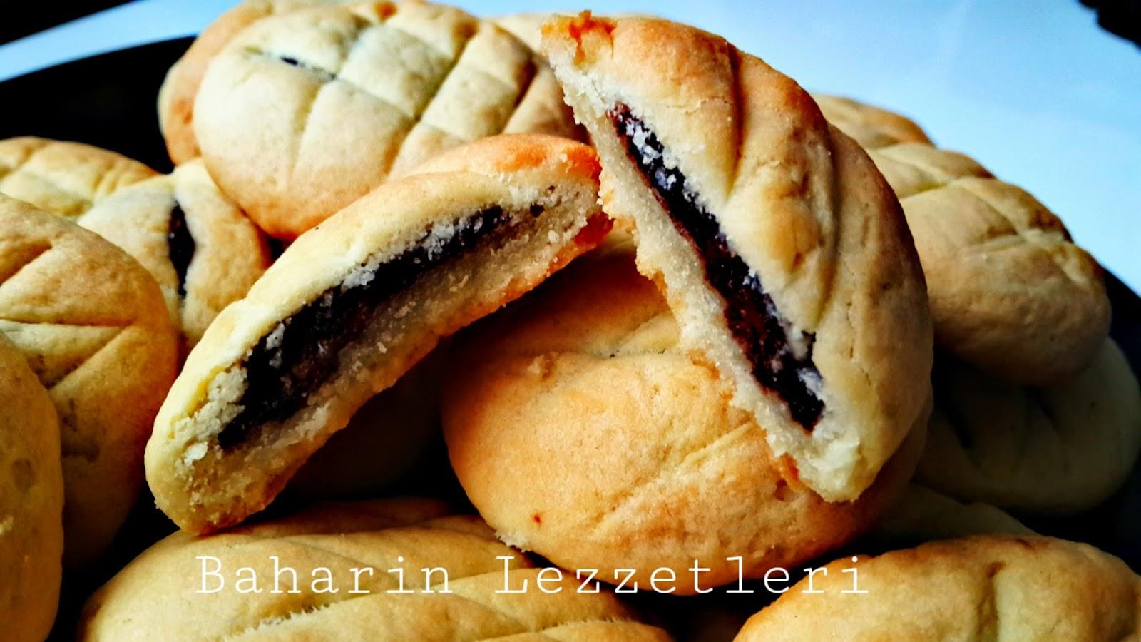 Tepsi kurabiyesi tarifi