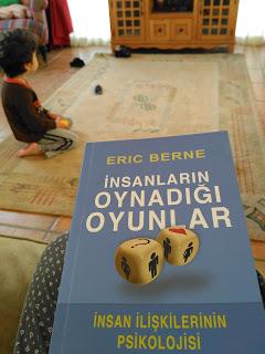 İnsanların Oynadığı Oyunlar, Eric Berne