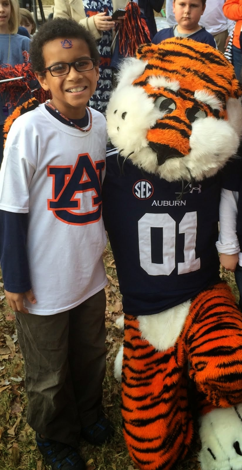 Goober and Aubie