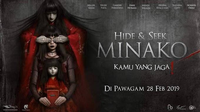 Tayangan Media Dan Gala Premiere Filem Hide And Seek Minako