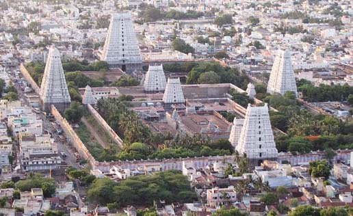 Why Hindu temples have four entrances?