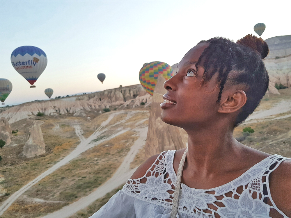 Hot air balloon flight review Cappadocia