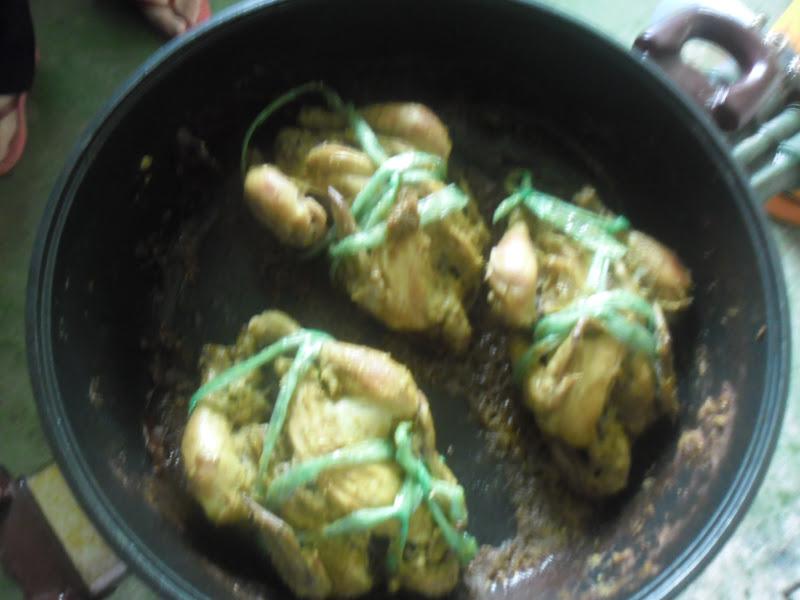 Zalekha Luvs Cooking Ayam Engkong Masakan Jawa