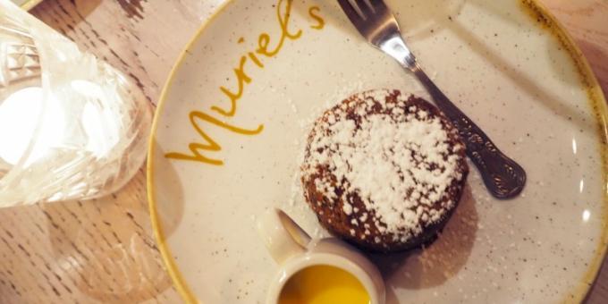 Londres, Gourmandises et Bonnes Adresses - muriel's kitchen