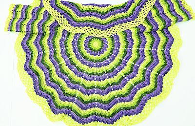 5 -Imagen abrigo redondo adulto Majovel Crochet ganchillo
