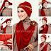 Kreasikan Hijabmu dengan Tutorial Hijab with Headband