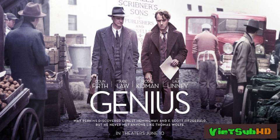 Phim Thiên Tài VietSub HD | Genius 2016