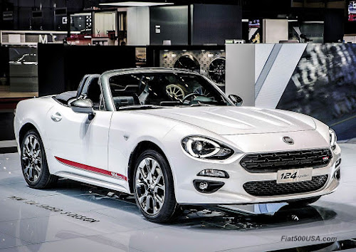 European 124 Spider S-Design