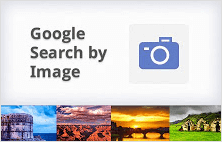 Search by image extension for Google Chrome