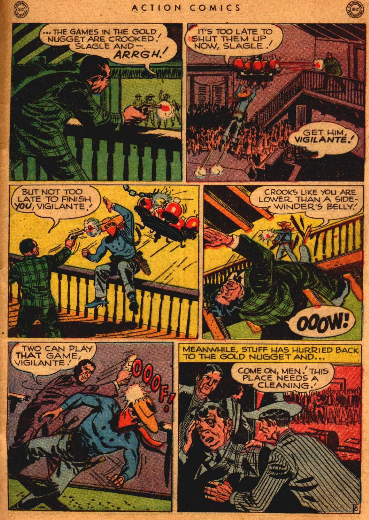 Read online Action Comics (1938) comic -  Issue #108 - 44