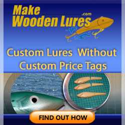 Make Your Own Fishing Lures