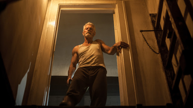 A Still from Don't Breathe