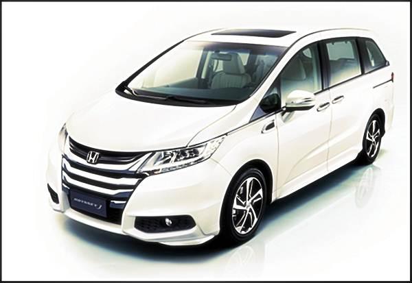 2016 Honda Odyssey Interior Honda Concept