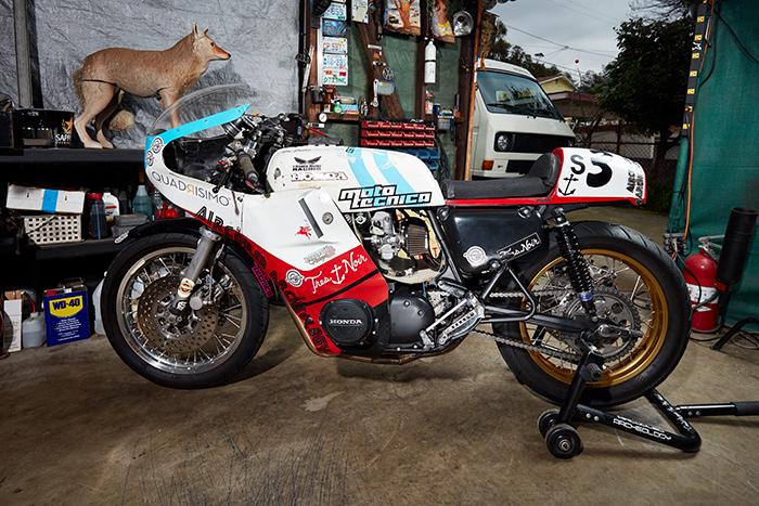 CB750 racer