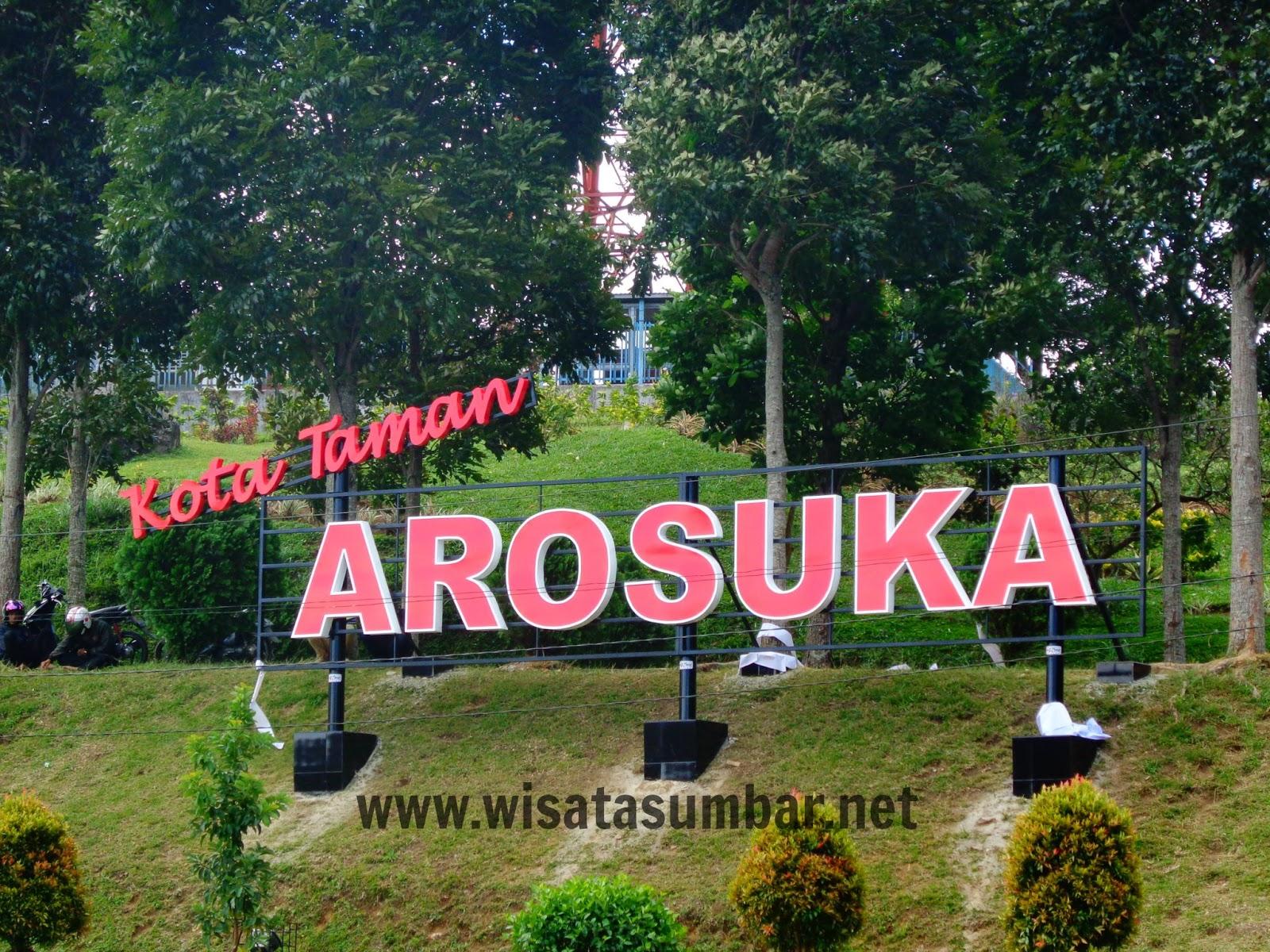 Wisata Keluarga Taman Kayu Aro Kabupaten Solok Objek Wisata Sumbar