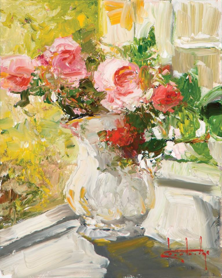 Stephen Shortridge, 1951 | Romantic Impressionist painter ...