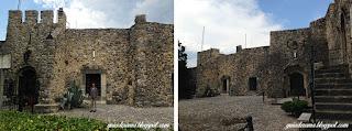 castelo XII seculo italia bolognano visita guiada - Santo de casa não faz milagre - Joseph Beuys em Bolognano