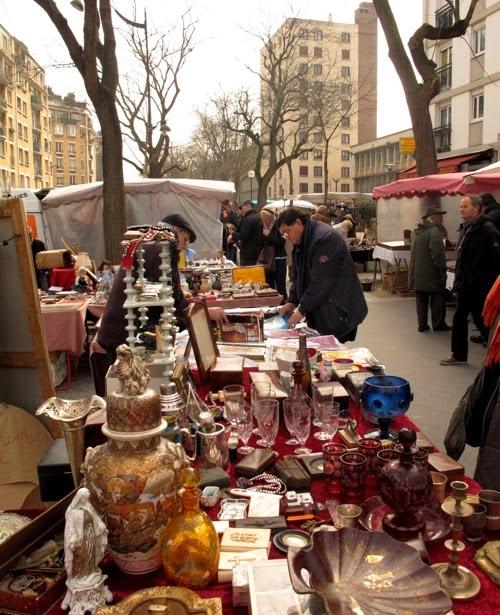 Paris Cheapskate The Best Paris Flea Market Marche Aux
