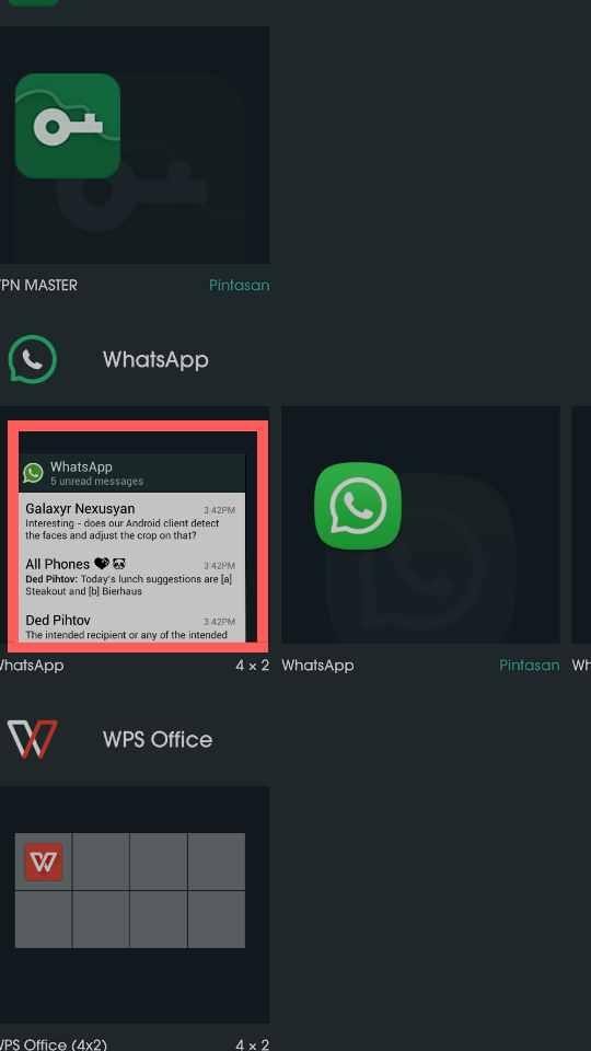 Tips Rahasia Membaca Pesan Whatsapp Agar Tak Terlihat Online (no mode pesawat) 2