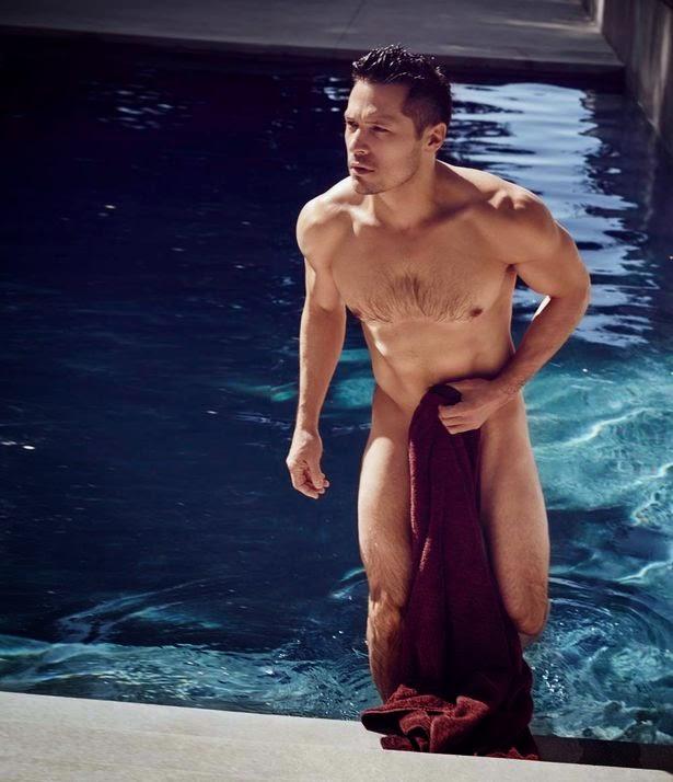 David hasselhoff nudo #2