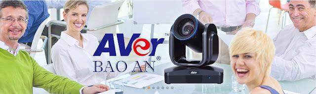 Hệ thống thiết bị hội nghị truyền hình Aver
