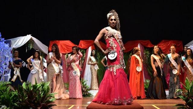 Akan Dibubarkan paksa, Kontes Waria di Makassar Akhirnya dibatalkan.
