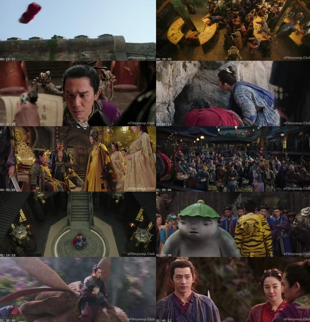Download Monster Hunt 2 Full Movie Hindi Dubbed Coldstar Movies