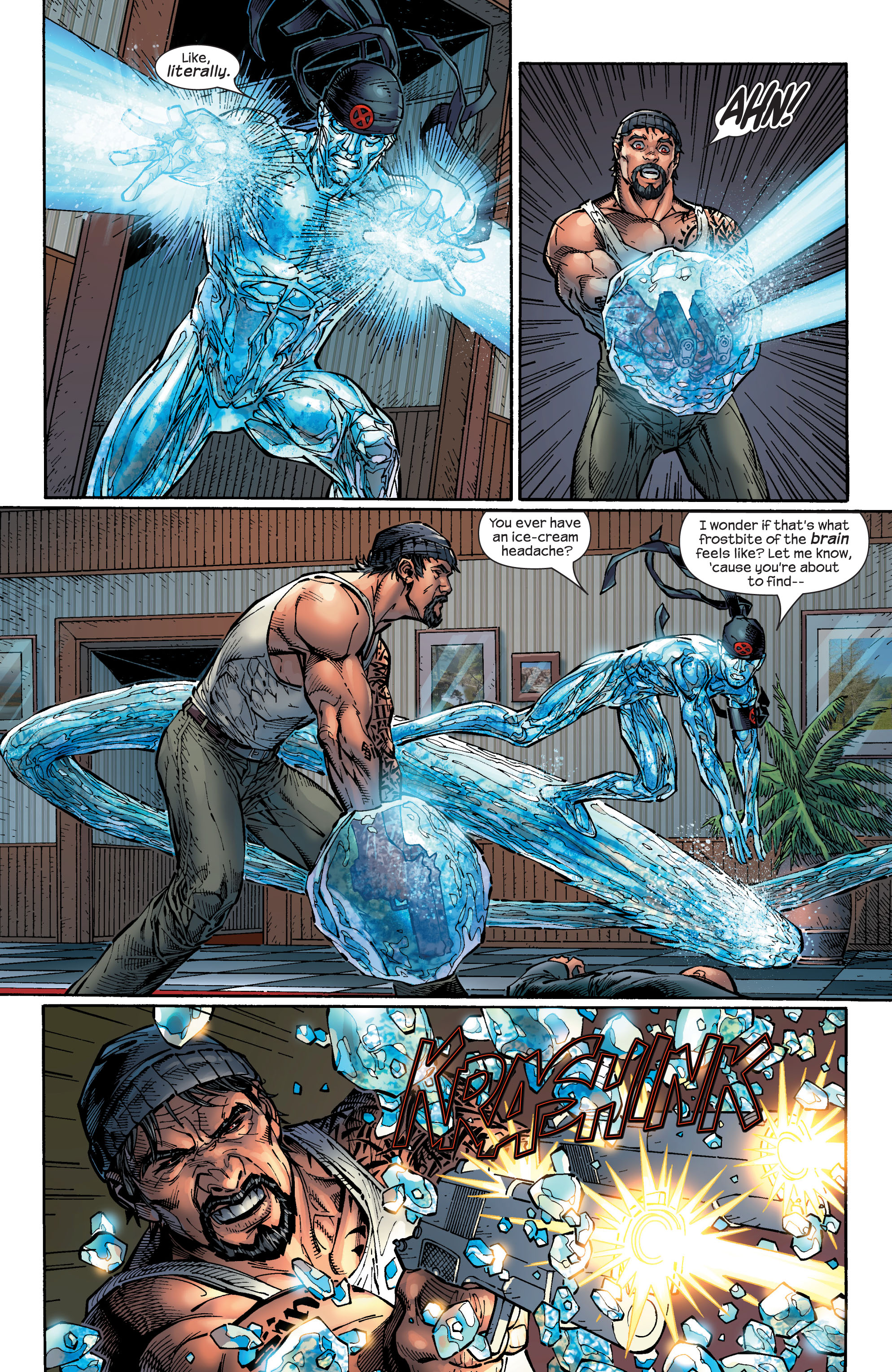 Read online Ultimate X-Men comic -  Issue #49 - 9