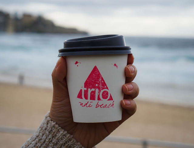 trio cafe bondi beach flat white top 10 things to do in sydney travel guide diary