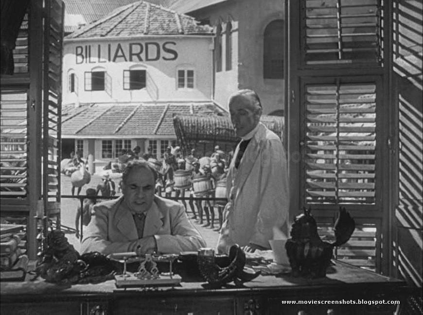 Vagebond's Movie ScreenShots: Outcast of the Islands (1951)
