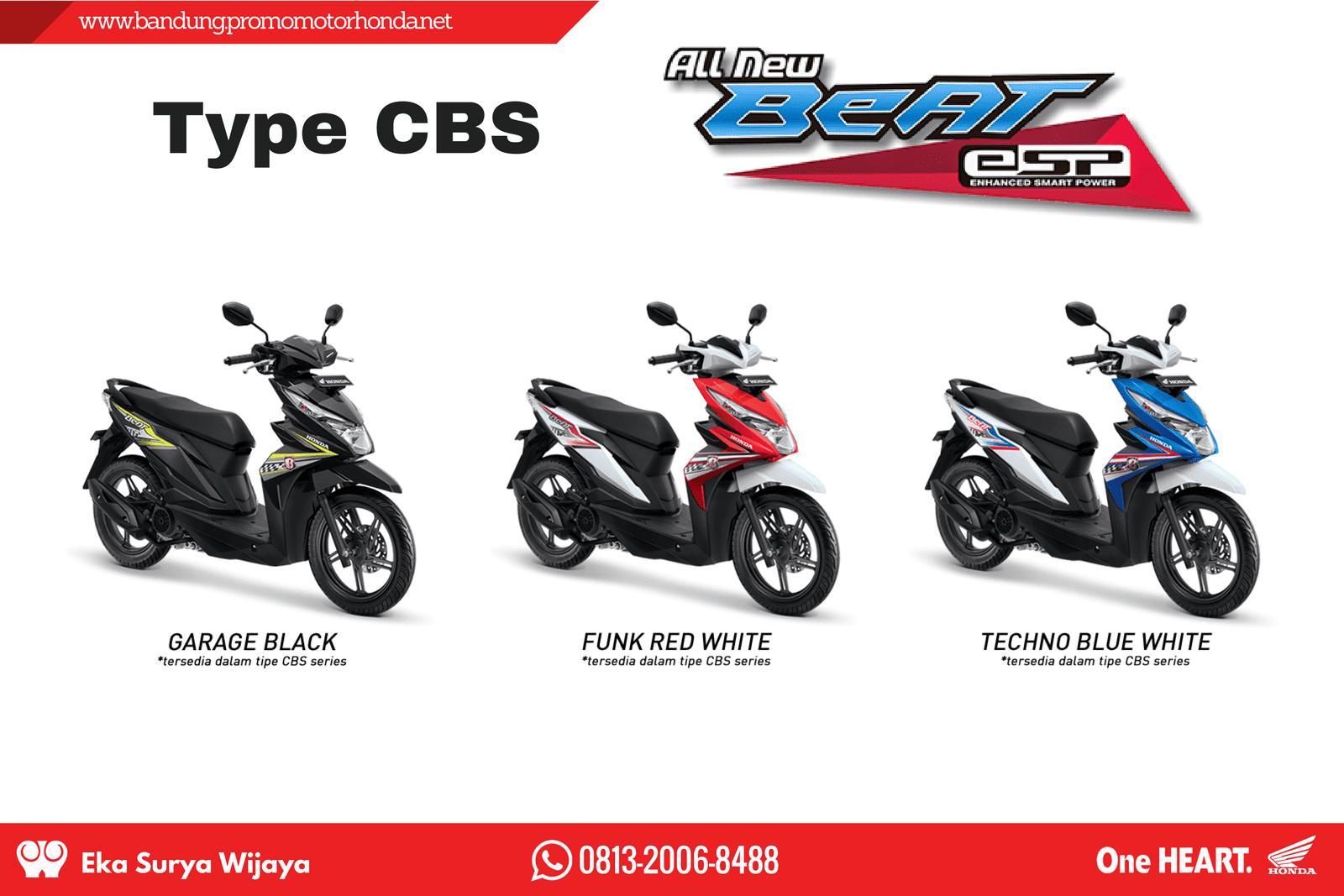 Harga Jual Honda Beat Kredit Adira Daftar Mobil Baru Bekas All New Sporty Esp Cbs Funk Red Black Kudus Motor Terbaru Wilayah