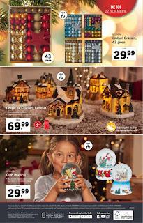 catalog lidl 19 - 25 noiembrie 2018 decoratiuni de craciun