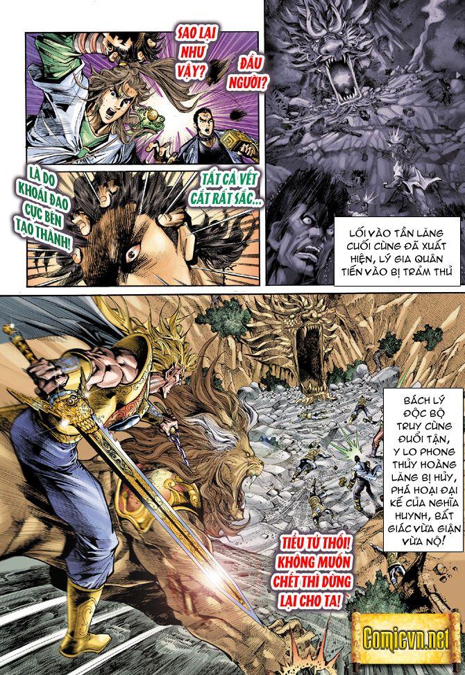 Đại Đường Uy Long chapter 50 trang 2