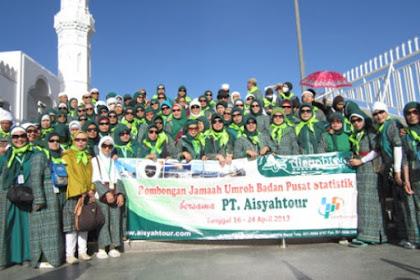 Lowongan Kerja Pekanbaru : PT. Aisyah Tour & Travel (Haji Plus Umroh & Muslim Tour) Maret 2017