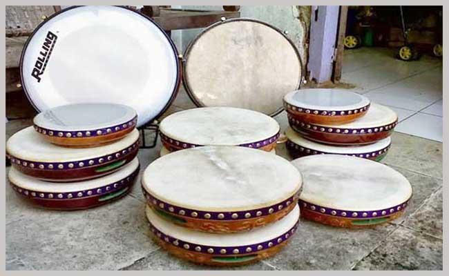 Rebana, Alat Musik Tradisional Dari Gorontalo
