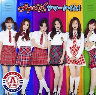 Apink - Sunshine Girl 歌詞