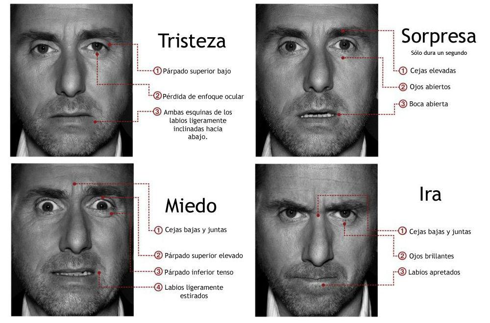imagenes de la expresion facial jpg 1152x768