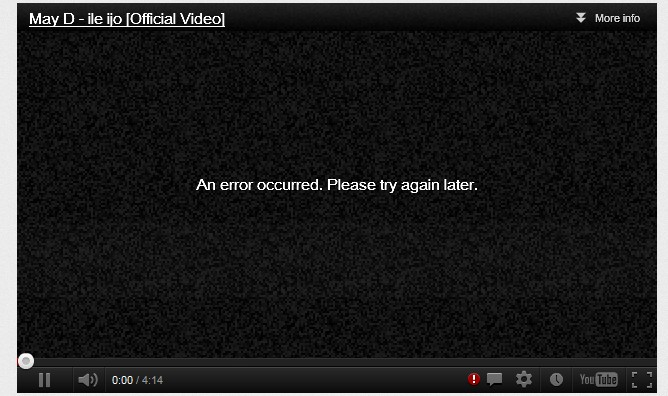 Firefox video player not working-8541