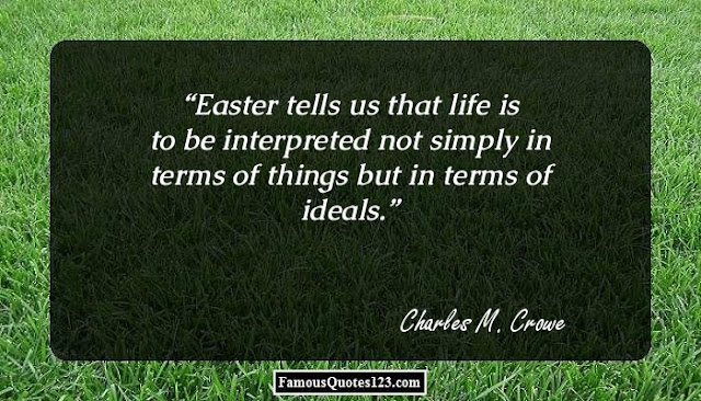 Easter Sunday 2018 Quotes and Sayings