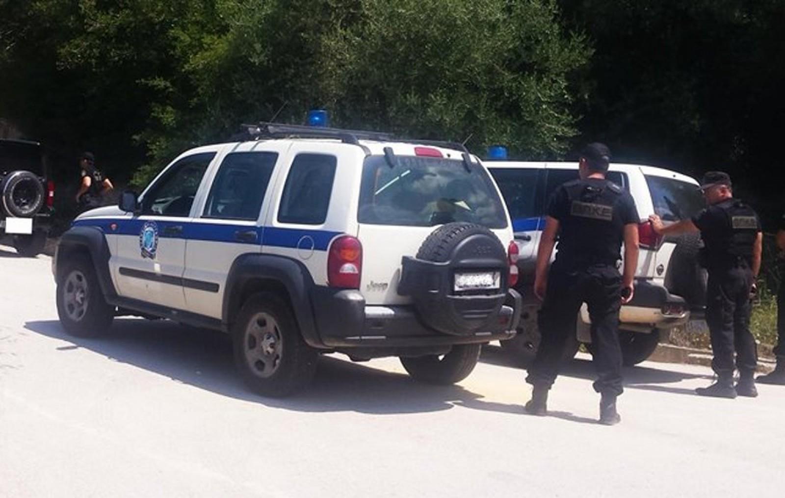 Ένα κιλό κάνναβη μετέφεραν με μοτοσυκλέτα δύο άτομα που συνελήφθησαν στη Χαλκιδική.