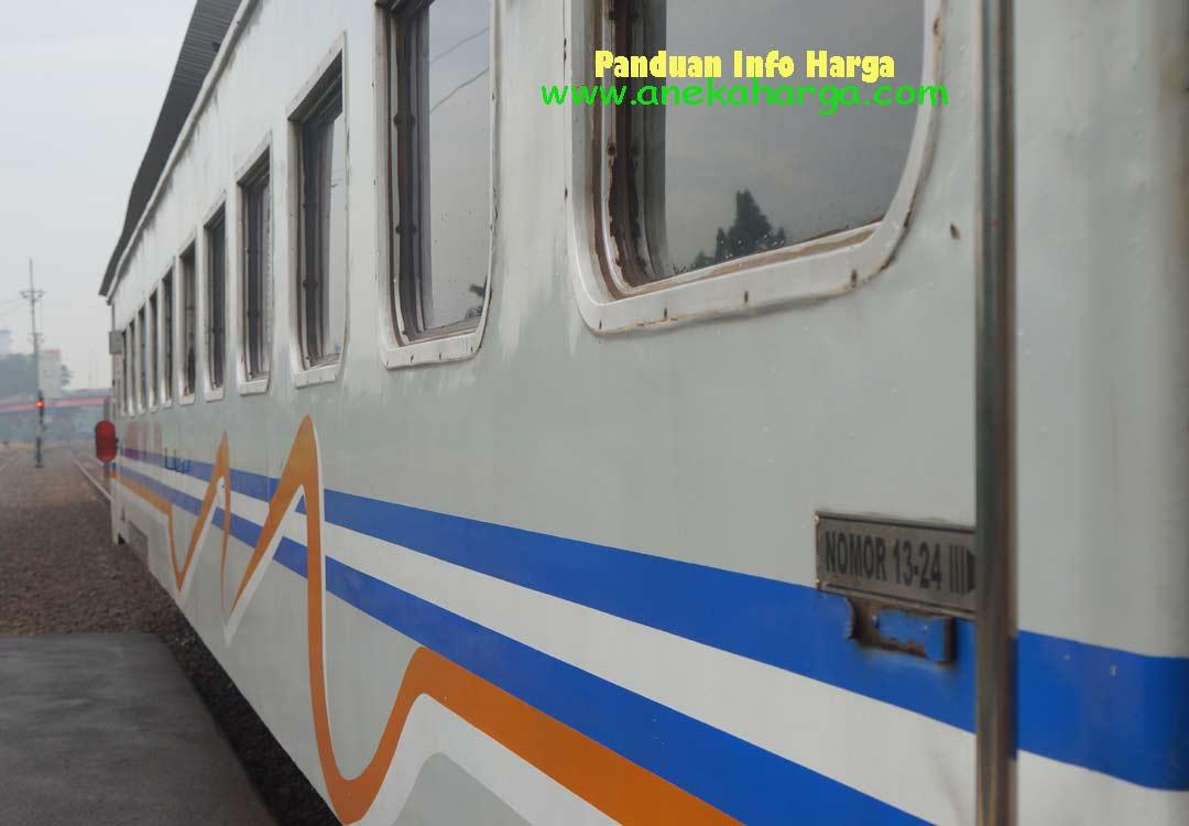 Harga Tiket Kereta Api Sritanjung Banyuwangi Yogyakarta Mei