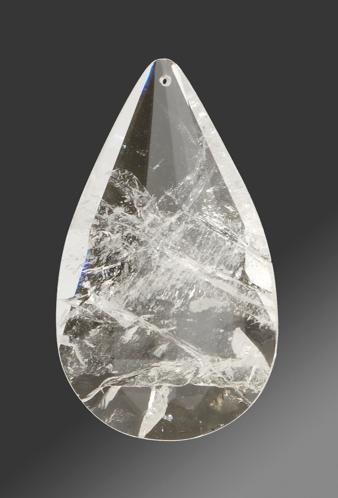 Lamp parts and repair lamp doctor advice on choosing clear rock crystal full cut almond these rock crystal chandelier crystals were originally used in the earliest days of indoor lighting when hanging aloadofball Image collections