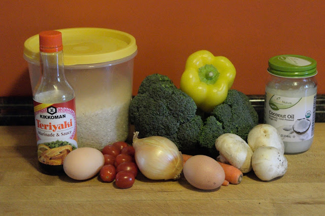 A picture of the ingredients needed to make this dish.